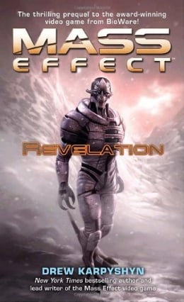 Mass Effect: Revelation (Mass Effect #1)