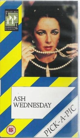 Ash Wednesday (1973) [VHS]