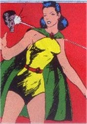 Phantom Lady (Sandra Knight)