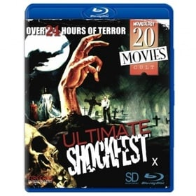 Ultimate Shockfest [SD Blu-ray + Limited Edition Poster] (Horror Express / Alien Contamination / Nig