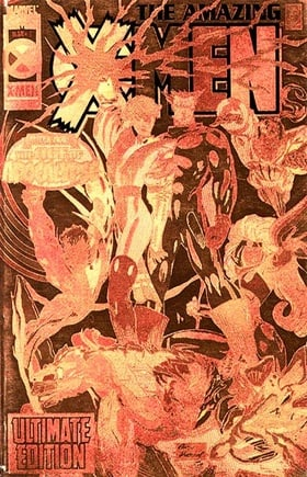 Amazing X-Men Age of Apocalypse Gold Ultime Edition TPB