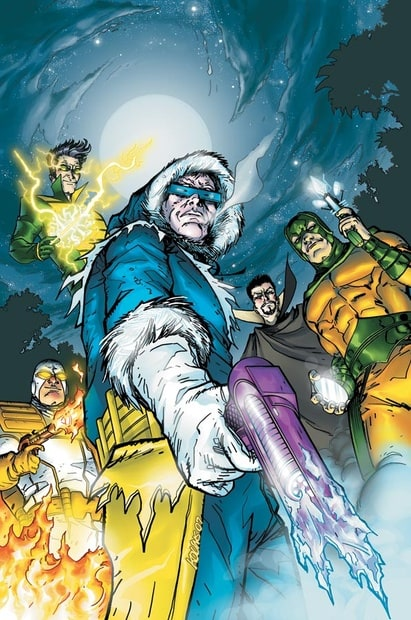 Captain Cold (Leonard Snart)