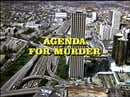 Columbo: Agenda for Murder