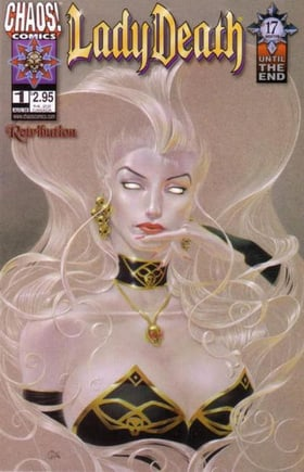 Lady Death: Retribution