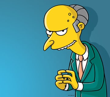 Mr. Burns