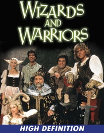 Wizards and Warriors