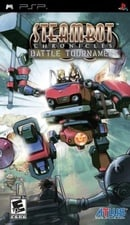 Steambot Chronicles: Battle Tournament