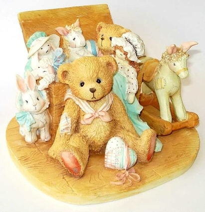 Cherished Teddies: Christopher -