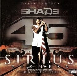 Shady Records Presents SHADE 45: SIRIUS BIZNESS Featuring EMINEM [Mixtape] [Limited Edition] [Collec