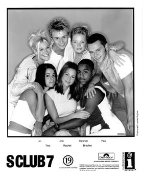 S Club 7 in Miami                                  (1999- )