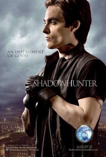 max shadowhunters actor