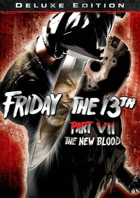 Friday the 13th Part VII: The New Blood (Deluxe Edition)