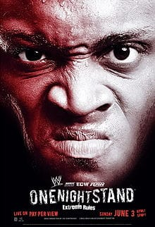 WWE - One Night Stand 2007