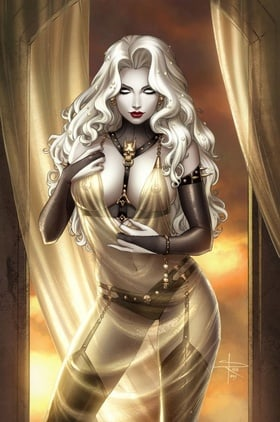 Lady Death: All Hallow's Evil