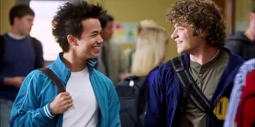 Riley & Zane - Degrassi The Next Generation