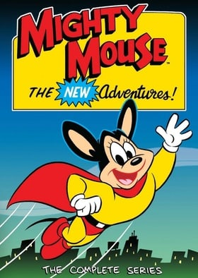 Mighty Mouse: The New Adventures                                  (1987-1988)
