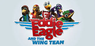 Eddie Eagle and the Wing Team (2015)
