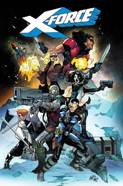 X-Force (2018 5th Series)