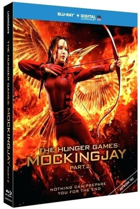 The Hunger Games: Mockingjay Part 2 [Blu-ray + Digital]