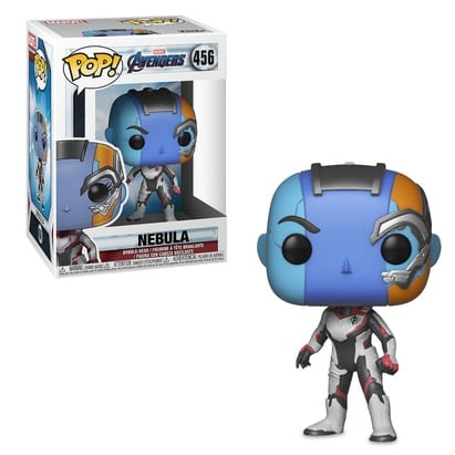 Funko Pop! Marvel's Avengers: Endgame - Nebula (Quantum Team Suit)