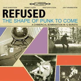 The Shape of Punk to Come: A Chimerical Bombation In 12 Bursts