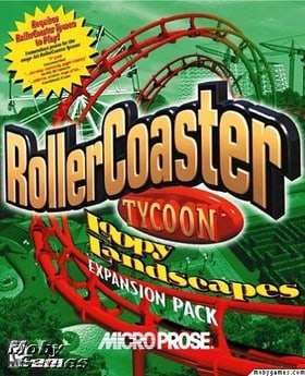 RollerCoaster Tycoon 1: Loopy Landscapes - PC Games