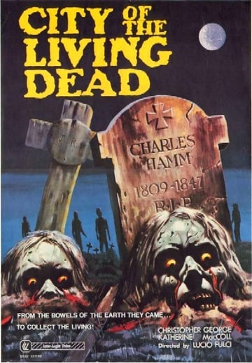City of the Living Dead (The Gates of Hell)