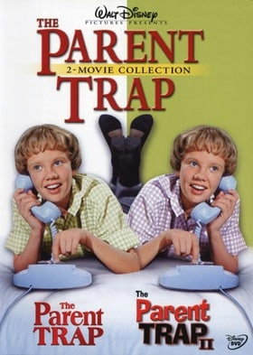 The Parent Trap (1961) and The Parent Trap II (1986): 2-Movie Collection (2-Disc Set)