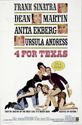 4 for Texas                                  (1963)
