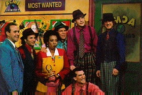 Where in the World Is Carmen Sandiego?                                  (1991-1996)