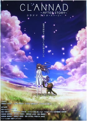 Clannad: After Story                                  (2008-2009)