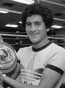Salvador Sanchez.