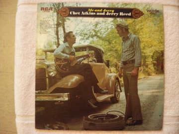 Chet Atkins Jerry Reed - Me and Jerry