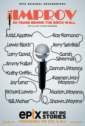 The Improv: 50 Years Behind the Brick Wall                                  (2013)
