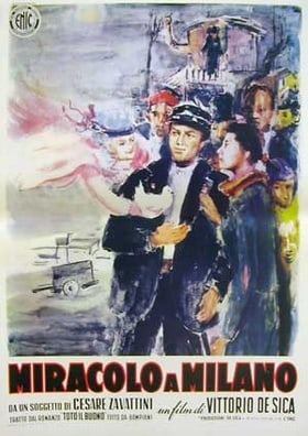Miracle in Milan                                  (1951)