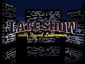 The David Letterman Show