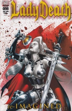 Lady Death: Re-Imagined