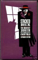 Stacked Deck: Greatest Joker Stories Ever Told (Deluxe Leatherbound Series)