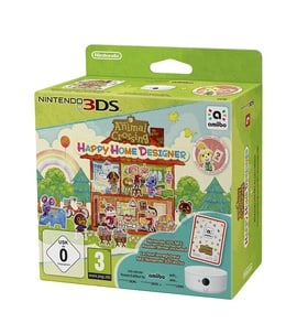 Animal Crossing: Happy Home Designer + Amiibo Card + NFC Reader / Writer