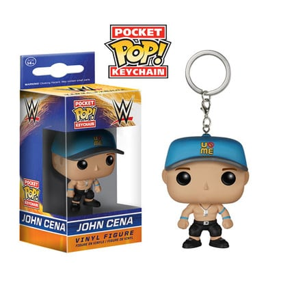 WWE Pocket Pop! Key Chain: John Cena