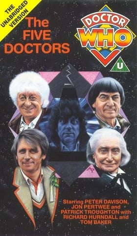 """Doctor Who"" The Five Doctors"